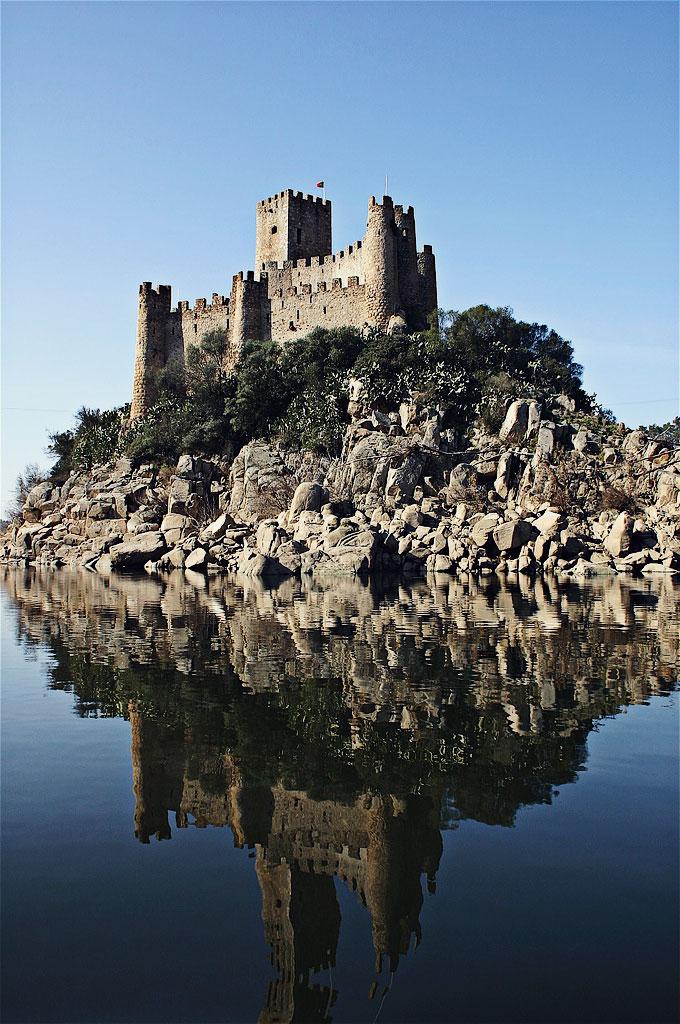 Замок Альмурол (Castelo de Almourol)