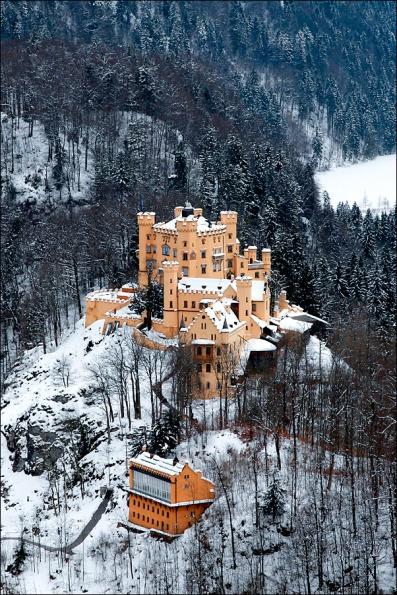 ����� ����������� (Schloss Hohenschwangau)
