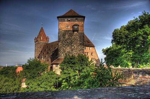 Замок Кайзербург (Kaiserburg)