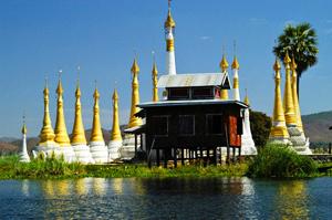 Монастырь Нгафечонь (Нга фе чонг)