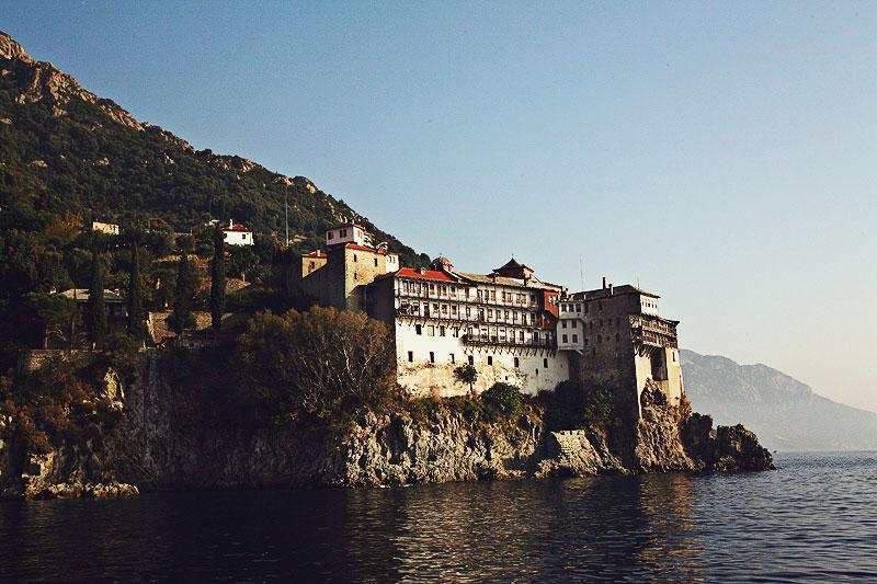 Афонский монастырь - Григориат