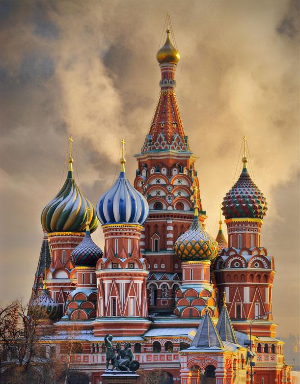 Собор Василия Блаженного (Храм Покрова Божией Матери)