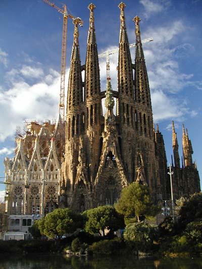 Саграда Фамилия / La Sagrada Fam