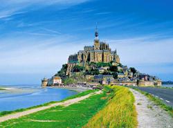 ��������� ���-���-������ (Mont Saint-Michel)