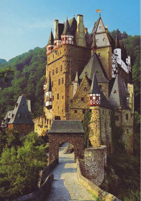 ����� ���� (Burg Eltz)