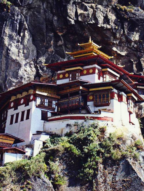 Монастырь Таксанг-лакханг