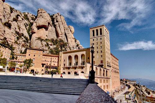 Монастырь Санта Мария Монсеррат
